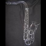 Wire Saxophone