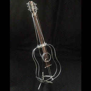 Wire guitar